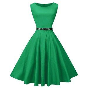 Women Kelly Green Plus Size Dress on Poshmark